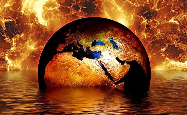 mudanças climáticas relatório