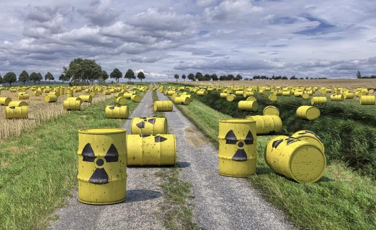 Poluição nuclear