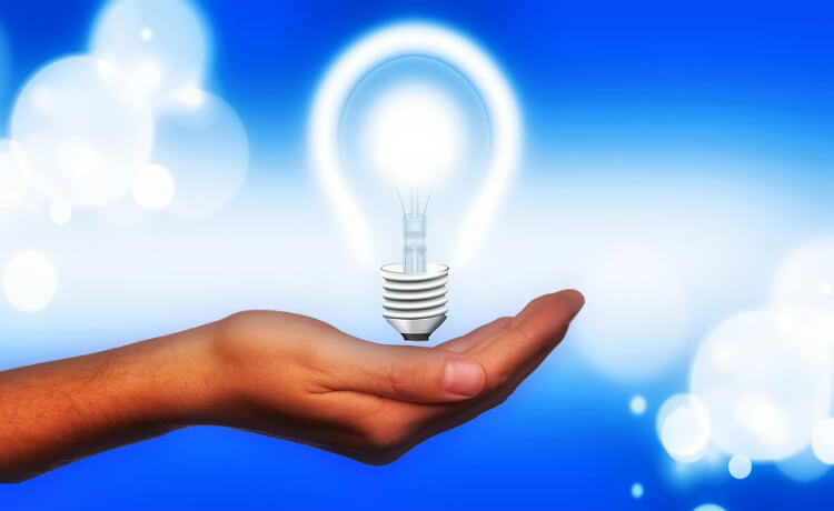 Economia de energia, lâmpadas