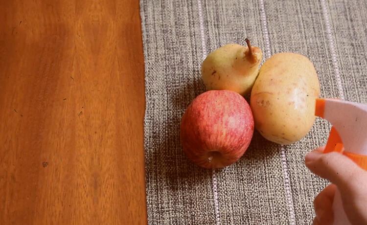 Como higienizar frutas e vegetais sem química nociva