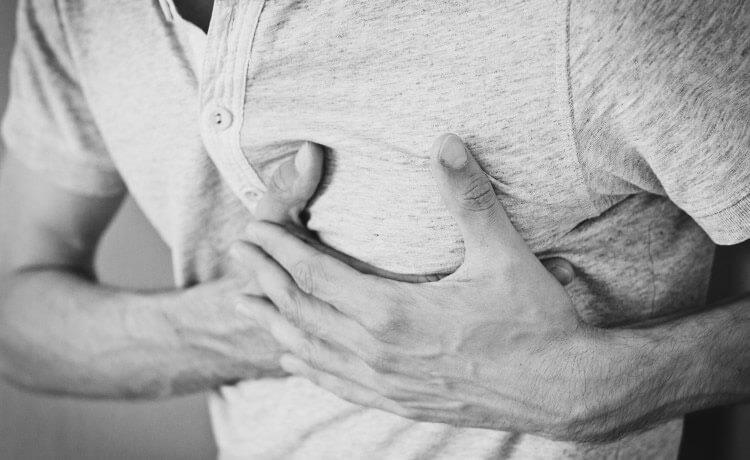 sintomas infarto