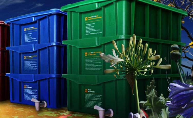 Composteiras, solução doméstica