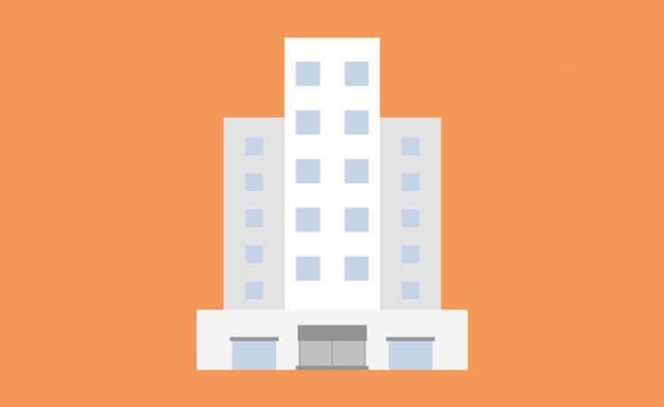 Condomínio de prédios