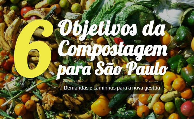 6 objetivos da compostagem