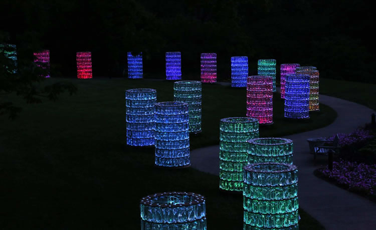 """Torres d'água"", Cheekwood Gardens, Nashville, TN USA"