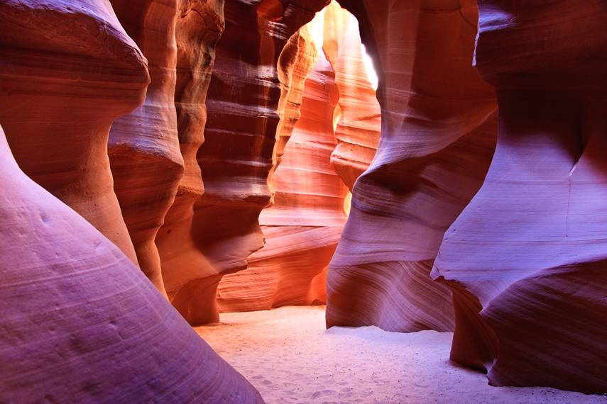 Antelope Canyon, Arizona, Estados Unidos