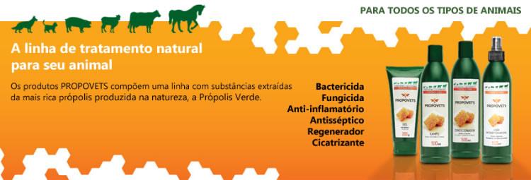 Marca oferece linha de produtos naturais