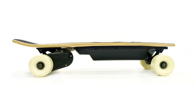 Arc Board: skate elétrico